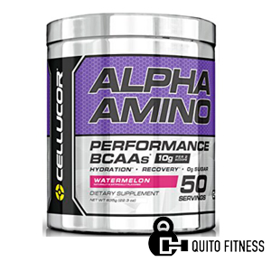 AMINO ALFA 50 SERV FRUIT PUNCH